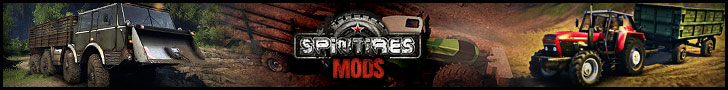 Spintires Mods