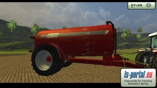 HiSpec Slurry Tanker - LS2013 Mod   Mod for Farming Simulator 2013