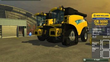 New Holland CR 9060 ls2013