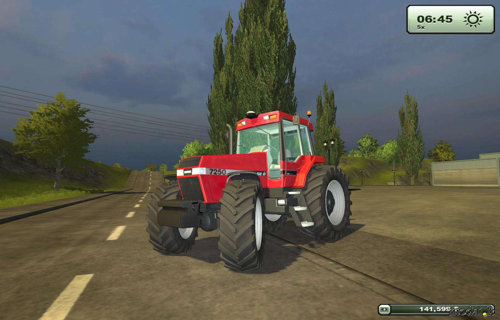 Categories: Farming Simulator 2013 › Tractors › Case