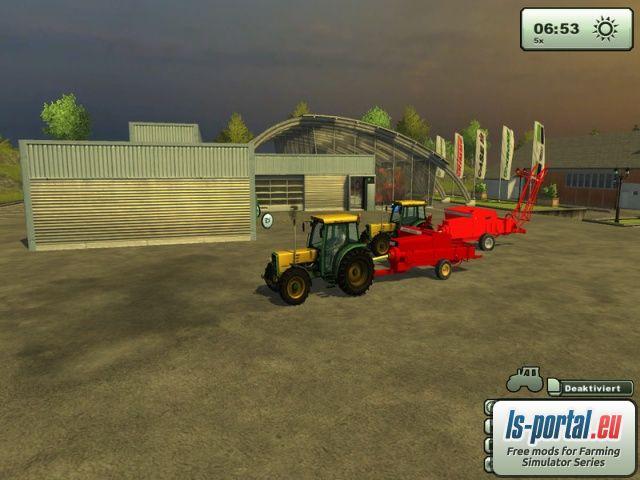 Farming simulator 2013 baler download autos post