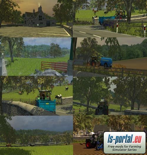 Meadow Farm Map - LS2013 Mod | Mod for Landwirtschafts Simulator ...