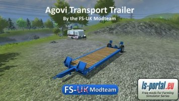 Agovi Transport Trailer