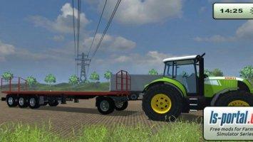 Agroliner 40 Bale Trailer