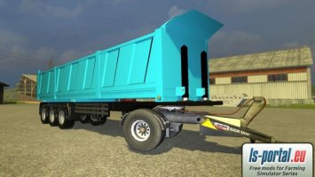 Agroliner 40 WQ blue neutral ls2013