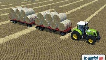 Agroliner BALE autoload