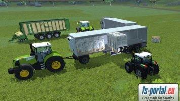 Agroliner 1Q blind