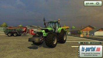 Deutz Fahr Agrotron 7250 ls2013