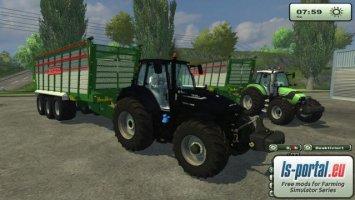 Deutz Fahr Agrotron 7250 BLACK BEAUTY LS2013