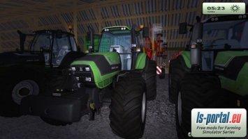 Deutz Fahr Agrotron TTV6190 LS2013
