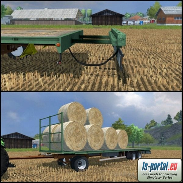 2013 trailers bale transport categories farming simulator 2013 ...