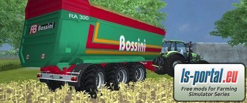 Bossini Ra 300 LS2013