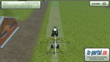 Claas grass pack