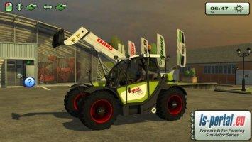 Claas Scorpion 7040 VariPower