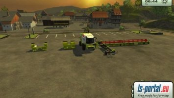 Claas Tucano complete Package v4.1