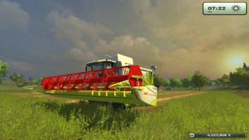 Claas Vario 900 Trailer ls2013