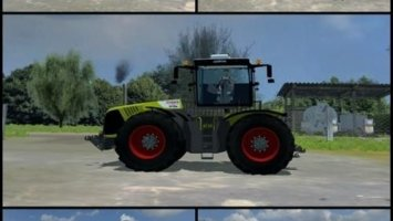 Claas Xerion 5000 v2 LS2013