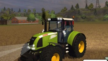 Claas Arion 900 C turbo