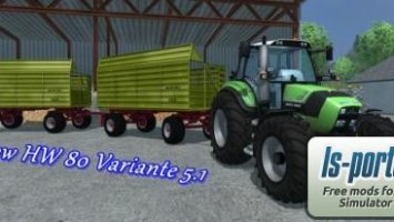 HW 80 Variante 5.1