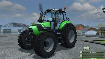 Deutz Fahr TTV 430 ls2013