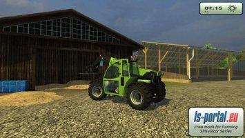 Deutz Agrovector ls2013