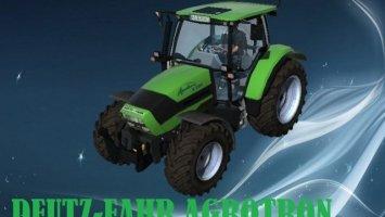 Deutz Fahr Agrotron K100 TOTAL EDIT ls2013