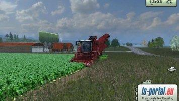 Farming map