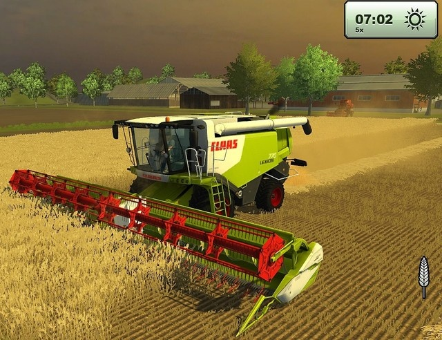 Claas Combine Farming Simulator 2013 Mods