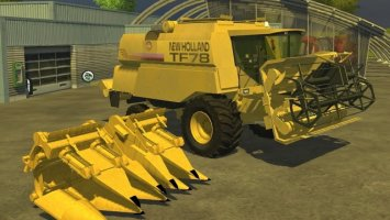 New Holland TF 78 LS2013