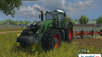 Fendt 936 Vario Pack ls2013