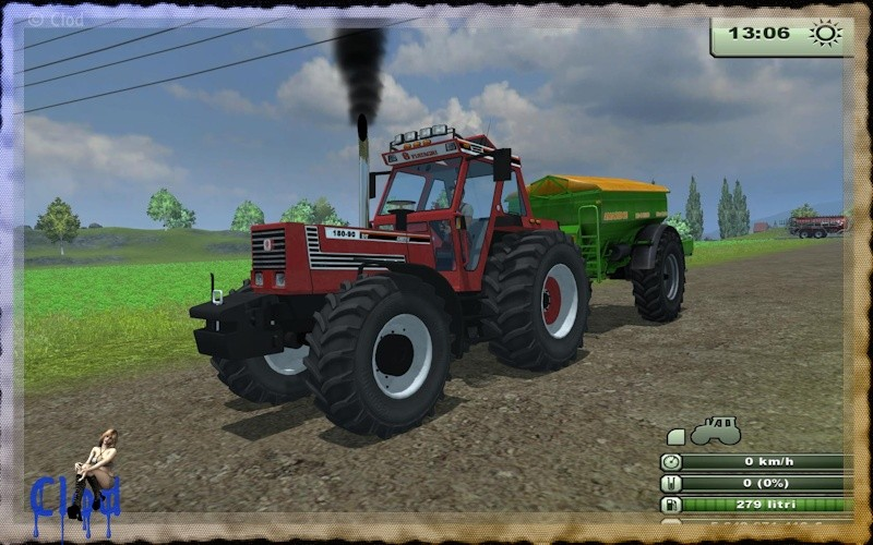 Categories: Farming Simulator 2013 › Tractors › New Holland/Fiat