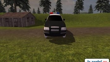 Ford Crown victoria ls2013