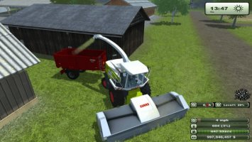 Claas Jaguar 900 Pack ls2013