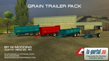 Grain Trailer Pack