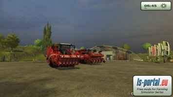 Grimme combines for rent LS2013