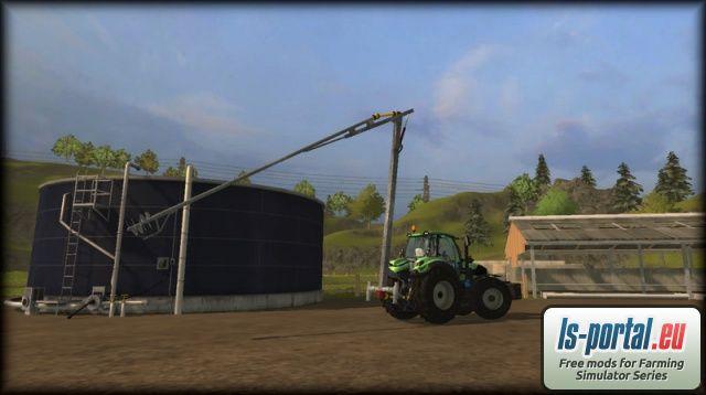 Slurry mixer - LS2013 Mod | Mod for Farming Simulator 2013 | LS Portal