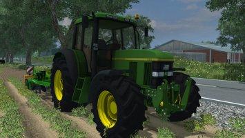 John Deere 6610 ls2013