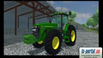 John Deere 8200