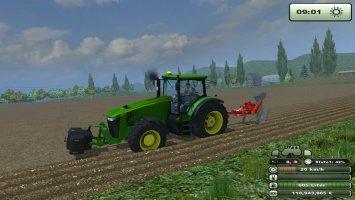 John Deere 8360R FH v1.4