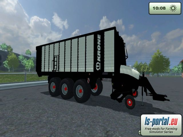 Categories: Farming Simulator 2013 › Trailers › Forage Wagons