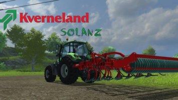 Kverneland CLC Pro 4 Meter ls2013