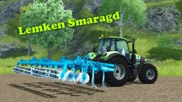 Lemken Smaragd 9/600 ls2013