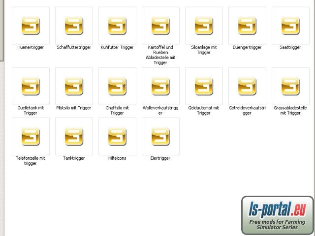 LS13 Triggerpack LS2013