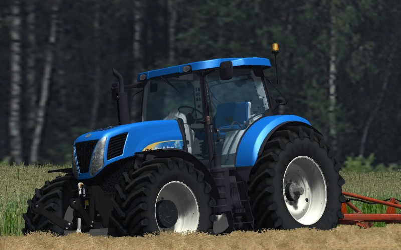 Categories: Farming Simulator 2013 › Tractors › New Holland/Fiat
