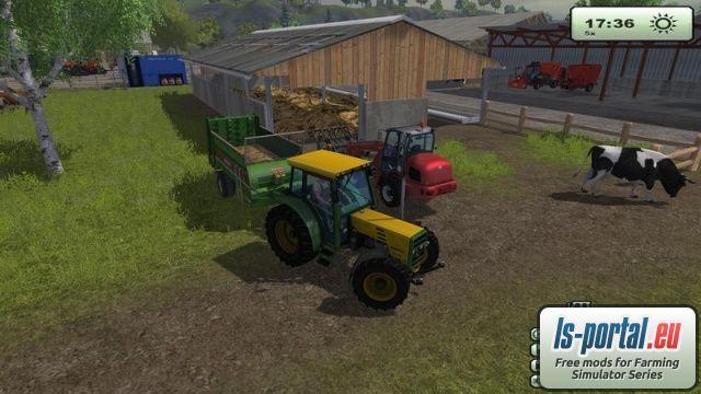 Map by Mario v1.1 - LS2013 Mod | Mod for Landwirtschafts Simulator ...