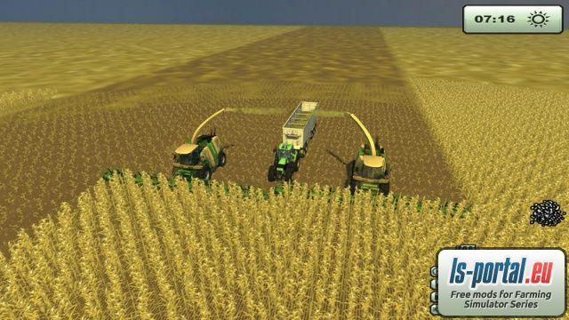 MegaMaisMap - LS2013 Mod | Mod for Landwirtschafts Simulator 2013 ...