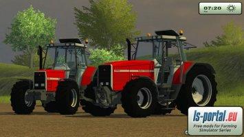 MF 8110 and MF 8140