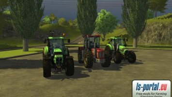 Rental - function for all big tractors
