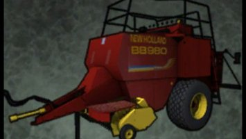 New Holland BB980