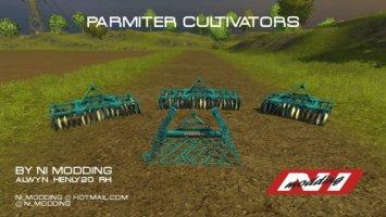 Parmiter Cultivators
